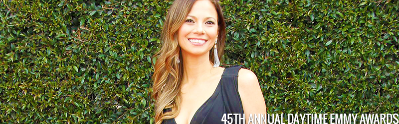 Tamara Attends The 45th Annual Daytime Emmy Awards